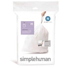 Sacs à ordures simples® simpleshumains