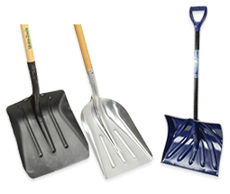 Shovels & Spades