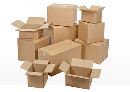 Boîtes de taille populaires