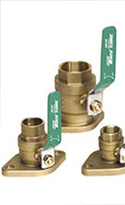 Flanges, Seals & Mounts