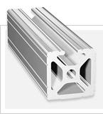 Profils en aluminium T-Slotted