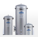 Band-Clamp Liquid Filter Vessels