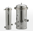 Single Catridge Stainless Steel Filter Housing
