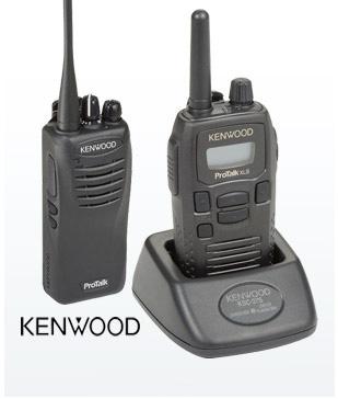 Radios à deux voies Kenwood