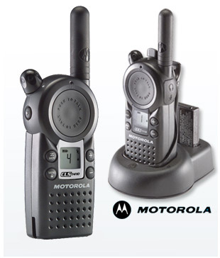 Radios À deux voies Motorola