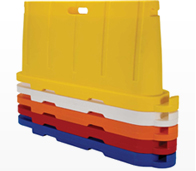 Safety Polythylene Barricades