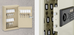 Key Cabinets and Holders
