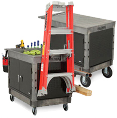 Tool And Maintenance Carts