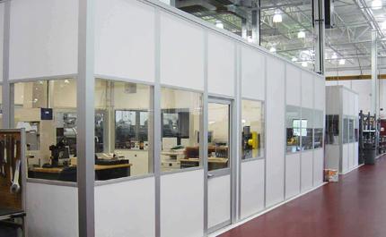 Office d'usine modulaire