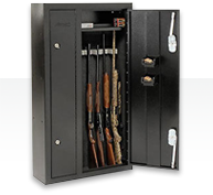 Coffres-fort d'armes à feu