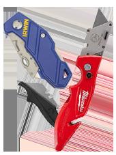Utilitaire de couteaux pliants