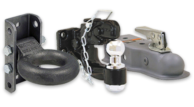 Couplers, Pintle Hooks, Eyes & Rings
