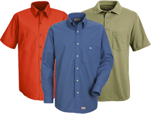 Industrial Uniform Shirts