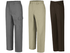 Industrial Uniforms Pants