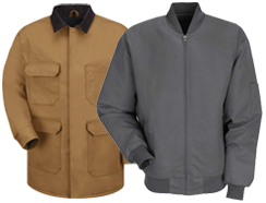 Industrial Uniforms Outerwear