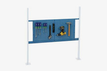 Louver/Pegboard/Whiteboard Kit
