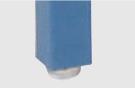 Glides de plancher de nivellement réglable