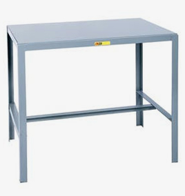 Steel Top Machine Tables