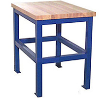 Shop Stands with Maple Top