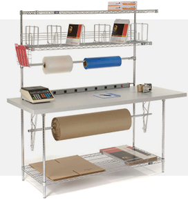 Complete Stationary Packing Workbench