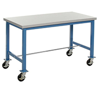 Heavy Duty Mobile Packing Workbench