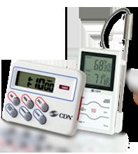 Calendrier & température