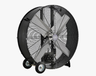 Industrial Drum & Blower Fans