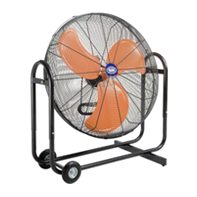 Drum and Blower Fans