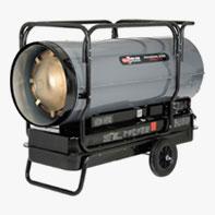 Chauffe-gaz portatif