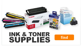 ink and toner supplies