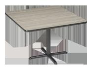 Tables de fournitures