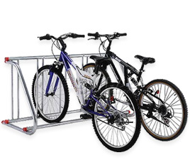 Râteliers à vélos à barres