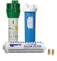 Filtration d'eau