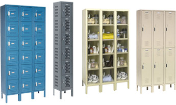 Global Industrial™ Lockers
