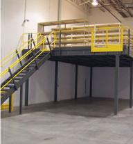 Mezzanines/Plateformes/Escaliers