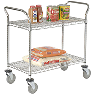 Wire Service & Utility Carts