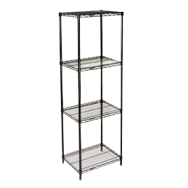 Epoxy Wire Shelving